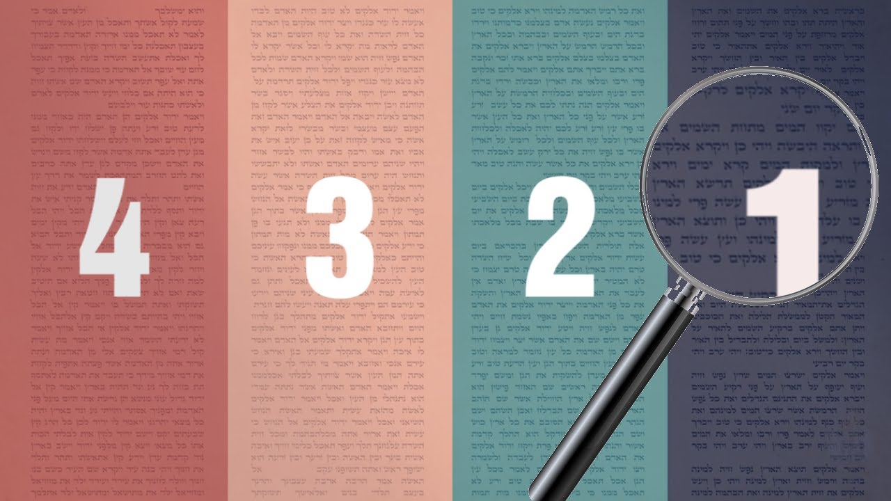 The Four Layers of Secret Code in the Bible Explained